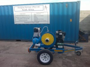 Dredging Services Dam Cleaning Equipment