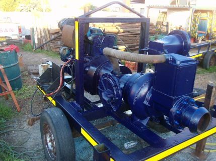 Gold/Diamond Dredge Pumps & Mining Equipment - Dredging Services