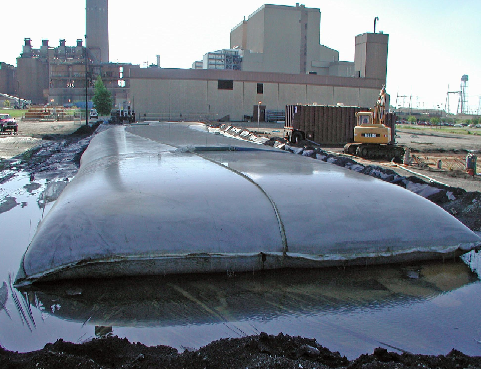 Sludge bags and dewatering tubes
