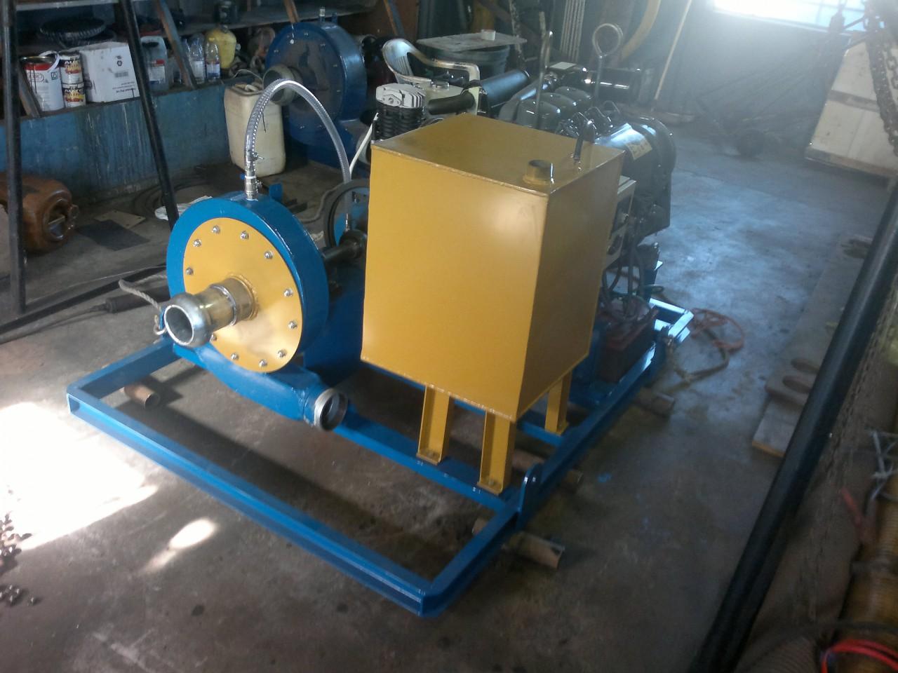 6 inch gold dredge pumps