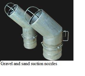 Suction nozzles